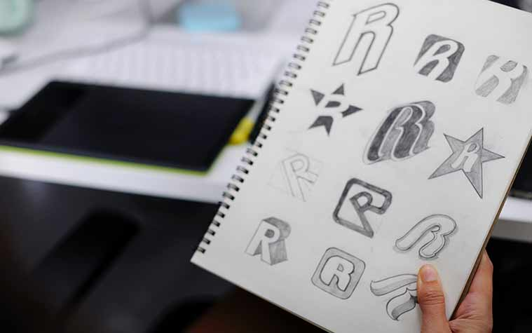 Percayakah anda logo dapat meningkatkan omset ? Gak Percaya ?