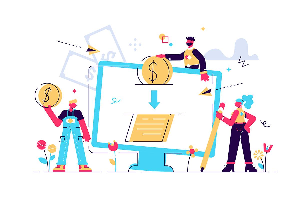 Sistem Pembayaran Jasa Desain Grafis