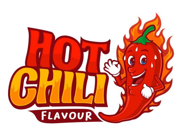 Desain Logo Makanan Pedas, Kriteria Dan Contohnya